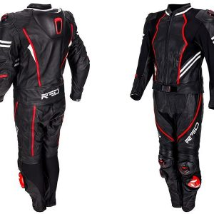 RED RACING SUIT